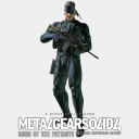 Icon: Metal-Gear-Solid-4-GOTP-6, mega-games-pack-29 3xhumed, Pixel: 128 x 128 px