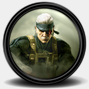 Icon: Metal-Gear-Solid-4-GOTP-9, mega-games-pack-29 3xhumed, Pixel: 128 x 128 px