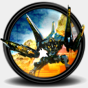 Icon: Supreme-Commander-Forged-Alliance-new-2, mega-games-pack-29 3xhumed, Pixel: 128 x 128 px