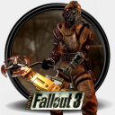 Icon: Fallout-3-The-Pitt-3, mega-games-pack-30 3xhumed, Pixel: 128 x 128 px