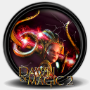 Icon: Dawn-of-Magic-2-2, mega-games-pack-33 3xhumed, Pixel: 128 x 128 px