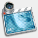 Icon: Home-Movie, ilust afterglow, Pixel: 128 x 128 px