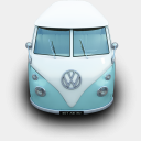 Icon: VW, cars archigraphs, Pixel: 128 x 128 px
