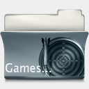 Icon: Games, imod babasse, Pixel: 128 x 128 px