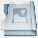 Icon: Graphite-pictures, rise-folder benjigarner, Pixel: 128 x 128 px