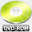 Icon: DVD-ROM, summer-collection benjigarner, Pixel: 64
