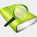 Icon: Search-Search-HD, summer-collection benjigarner, Pixel: 128 x 128 px