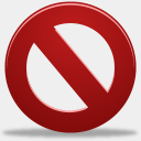 Icon: Cancel, office custom-icon-design, Pixel: 128 x 128 px