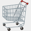 Icon: Shopping Cart, aesthetica-2 dryicons, Pixel: 64