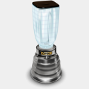 Icon: Blender, vintage-kitchen greg-barnes, Pixel: 128 x 128 px