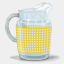 Icon: Pitcher, vintage-kitchen greg-barnes, Pixel: 64 x 64 px