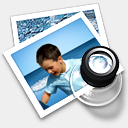 Icon: Black Preview, black-and-blue-add-on icondrawer, Pixel: 128 x 128 px