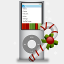 Icon: ipod, christmas-gadgets iconshock, Pixel: 128 x 128 px