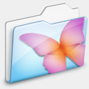 Icon: folder-CS2-InDesign, ekisho jonas-rask, Pixel: 128 x 128 px