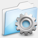 Icon: Folder Developer, ekisho jonas-rask, Pixel: 128 x 128 px