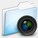 Icon: folder-pictures-alternative, ekisho jonas-rask, Pixel: 128 x 128 px