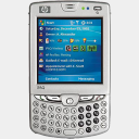 Icon: HP-iPaq-hw-6945, mobile-device pierocksmysocks, Pixel: 128 x 128 px