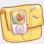 Icon: hp-folder-music-3, harmonia-pastelis raindropmemory, Pixel: 64