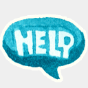 Icon: Help-Info, red-little-shoes raindropmemory, Pixel: 128 x 128 px