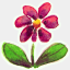 Icon: Flower, summer-love-cicadas raindropmemory, Pixel: 64