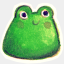 Icon: Froggy, summer-love-cicadas raindropmemory, Pixel: 64