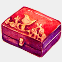 Icon: Personal Storage Box, summer-love-cicadas raindropmemory, Pixel: 128 x 128 px