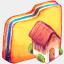Icon: Y-Home, summer-love-cicadas raindropmemory, Pixel: 64