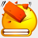 Icon: Beat Brick, popo-emotions rokey, Pixel: 128 x 128 px