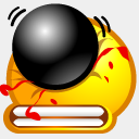 Icon: Beat Shot, popo-emotions rokey, Pixel: 128 x 128 px